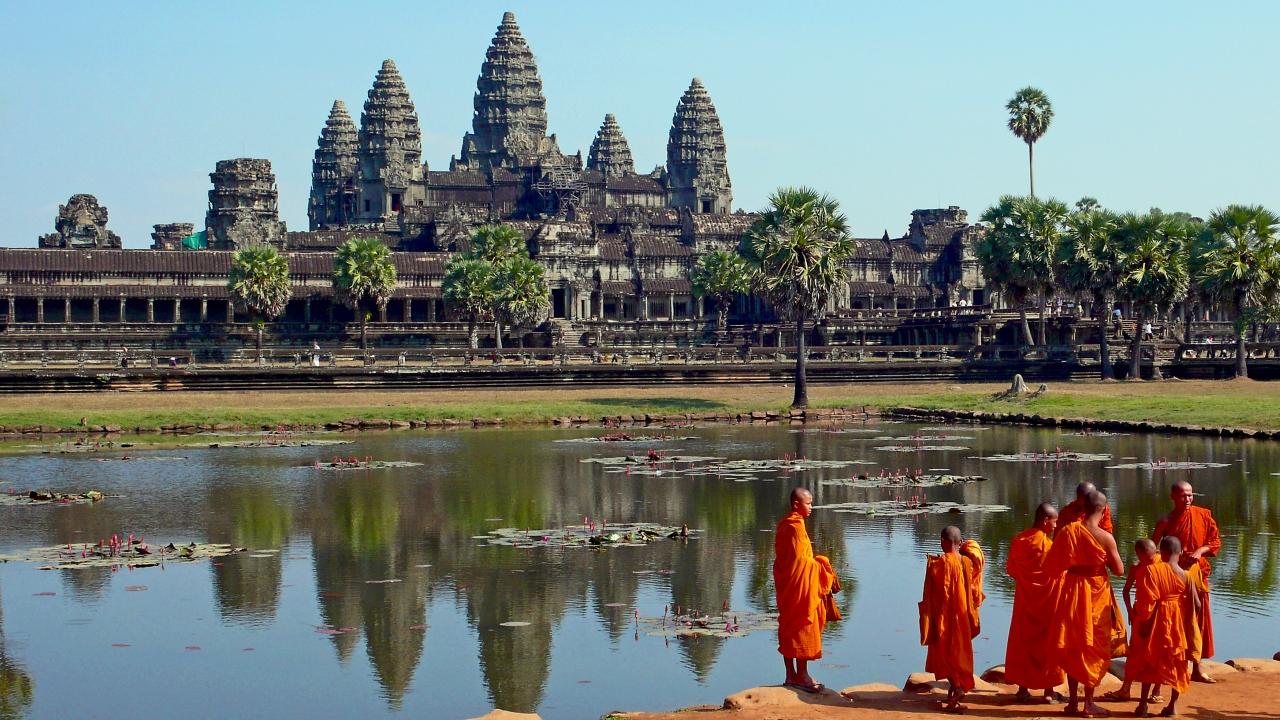 Как добраться из Таиланда в Камбоджу