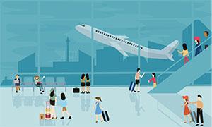 прибытие в аэропорт Суварнабхуми