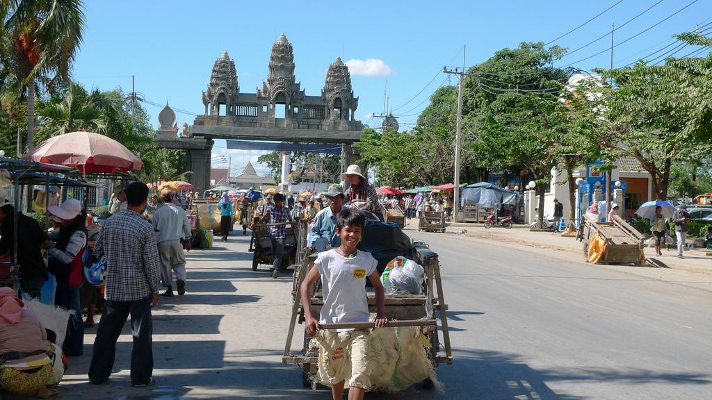 Особенности прохождения границы в Камбодже